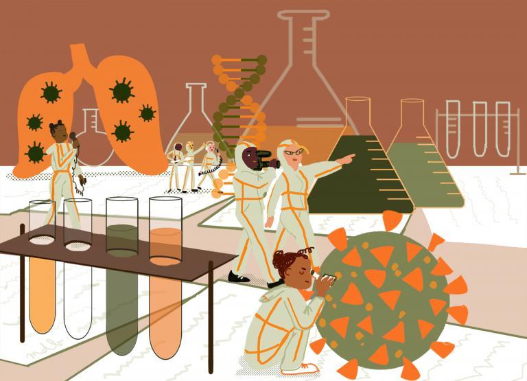 Journalisme scientifique Margot de Balasy