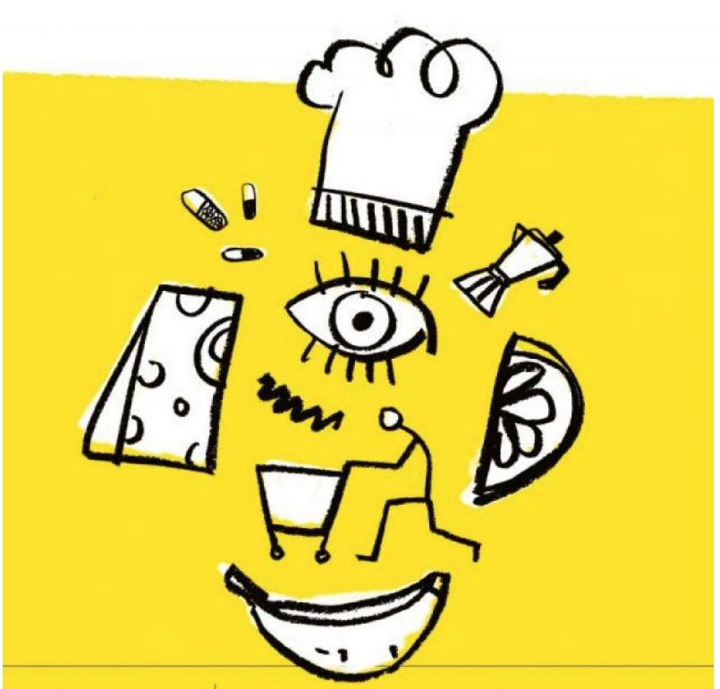 Musée de l'Homme : Visite guidée de l'exposition « Je mange donc je suis »
