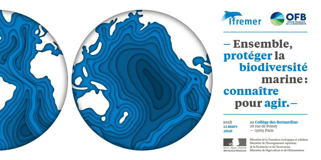 Journée biodiversité Ifremer OFB