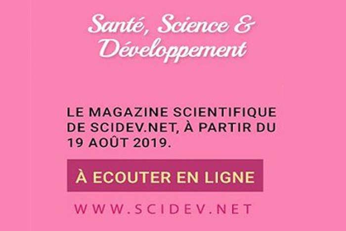 SciDev.net Podcast santé, science et développement