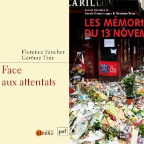La société face aux attentats : rencontre en ligne avec le sociologue Gérôme Truc