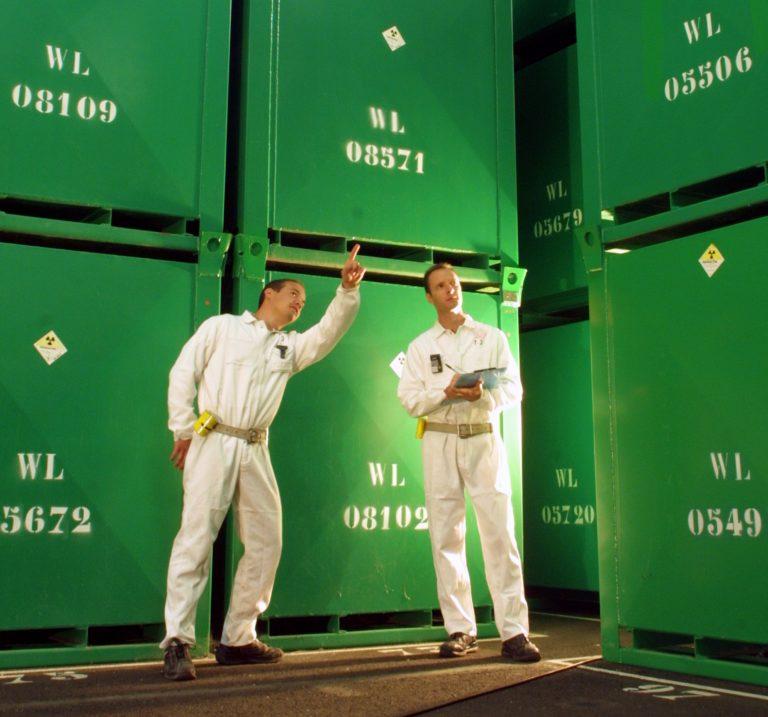 IP | Table ronde : matières et déchets nucléaires, le cas de l'uranium appauvri