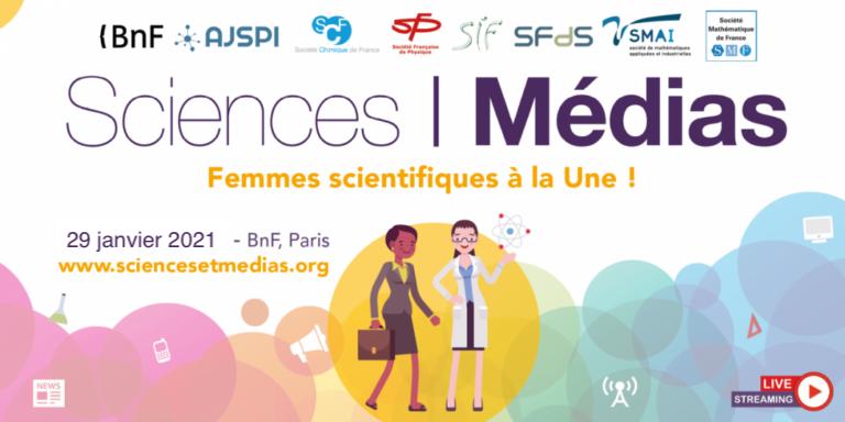 Journée Sciences et Médias