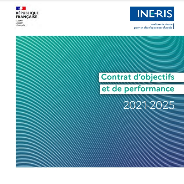 Priorités de l'Ineris fixées pour 2021-2025