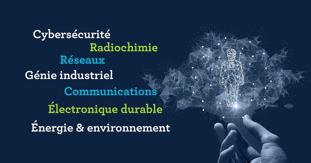 IMT Atlantique recrute 9 enseignants-chercheurs pour ses campus de Brest, Nantes et Rennes