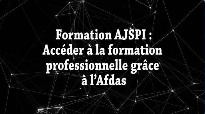 Formation : Accéder à la formation professionnelle grâce à l'AFDAS