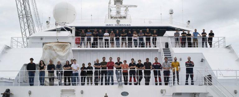 conférence de presse en ligne mardi à 9h30 – Les grands défis de la Flotte océanographique française