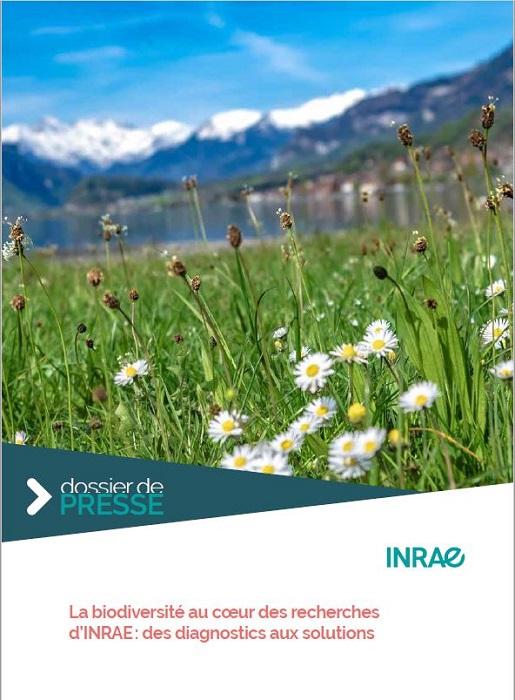 Conférence de presse - La biodiversité au coeur des recherches d\'INRAE :  des diagnostics aux solutions
