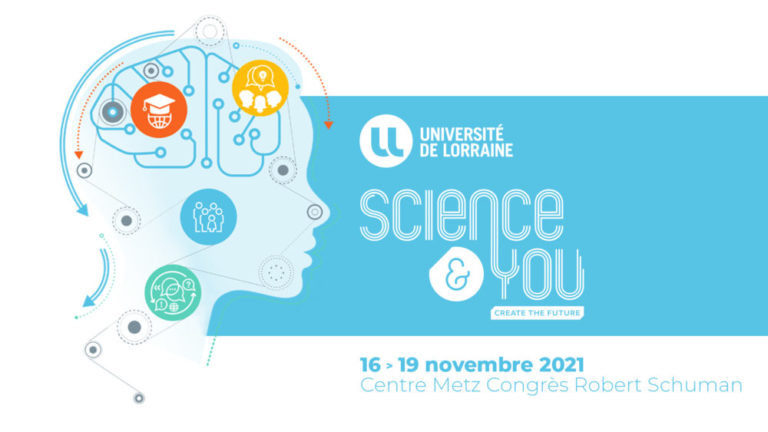 Inscription au colloque Science&You : profitez d'un tarif préférentiel jusqu'au 1er août