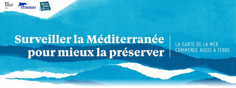 Conférence de presse le 9/07 à 11h : « Surveiller la Méditerranée pour mieux la préserver » – en présentiel et en direct